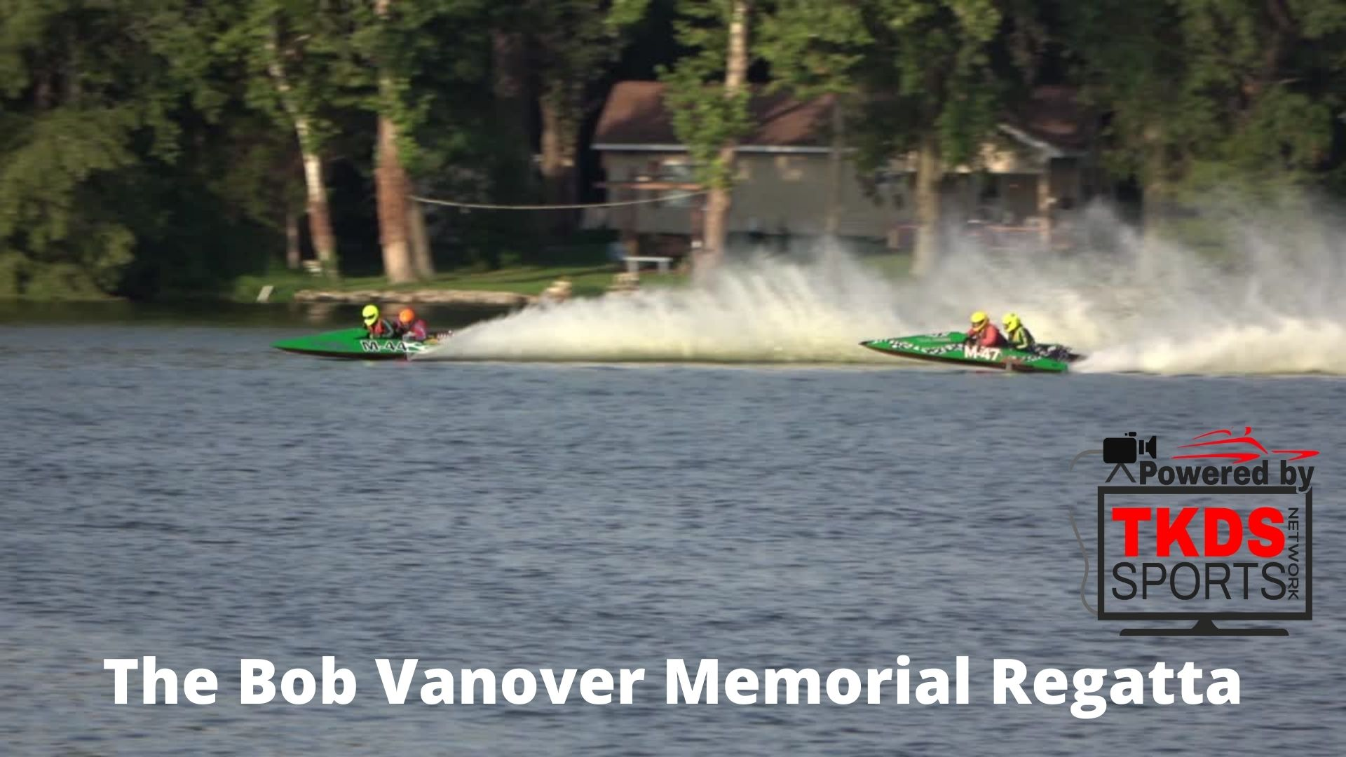Read more about the article TKDS Sports to Bring The 2021 Boat Races Broadcast Live From THE BOB VANOVER MEMORIAL REGATTA